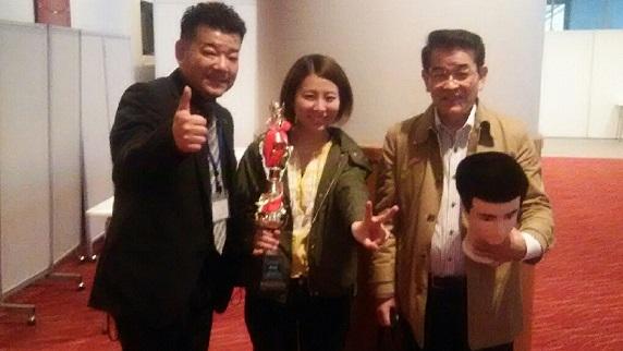 17'5/8(月)「第59回東京都理容競技大会」にて、当店スタッフが第7部ブロースカット・5位入賞しました。
